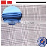 shaoxing superior quality fabric supplier ttr 2 side brushed fabric / export cheap tr melton fabric with printed for winter coat