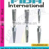 Titanium Abutment Dental Implants Set Dental Handpiece Set Dental Implant Material Dental Titanium Implant Dental Abutment Set