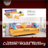 china factory easily adjustable metal base futon sofa bed/sweet comfortable home living room reest sofa couch                                                                         Quality Choice
