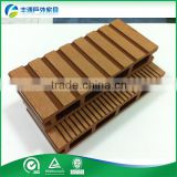 Outdoor Waterproof Wooden Flooring Decking