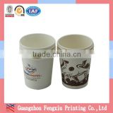 Decorative Disposable Paper Ice Cream Cups                                                                         Quality Choice
