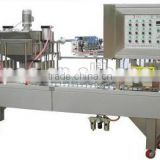 Yogurt Filling and Sealing Machine, Jelly Packaging Machine, Thermoforming and Filling machine