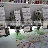 GG758 -621 SEQUIN + FLAT +COILING +CORDING COMPUTERIZED EMBROIDERY MACHINE