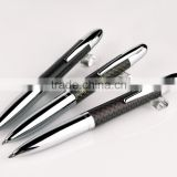 High Quality Stainless Steel Free Ink Ball Pen TC-CF004