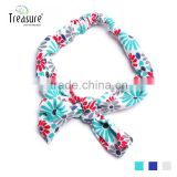 Hot New Products 2015 fabric hair accessories, multi color headband rural style for women