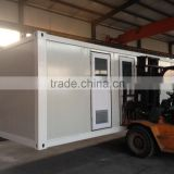 prefabricated portable mobile toilet/outdoor public movable toilets with urinal/ ideal movable container mobile public toilet