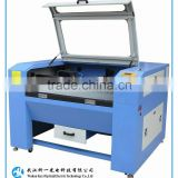 High quality 3d fiber laser metal engraving machine for Acrylic, Crytal, Leather, MDF, wood