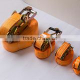 0.5T polyester lashing straps, ratchet tie down strap for container and Lumber                                                                         Quality Choice