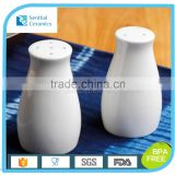 Ceramic white spice grinder,salt and pepper grinders,salt and pepper shaker,ceramic salt keeper