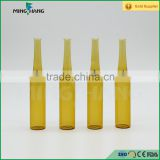 10ml ampoule glass bottle amber pharmaceutical glass bottle wholesale