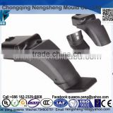 factory injection moulded plastic motorcycle fender parts