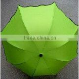 2 fold umbrella ganesh gifts 3 fold color changing umbrella