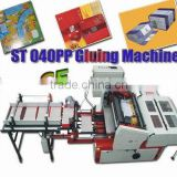 Automatic Lever Arch File Gluing Machine(ST036B)