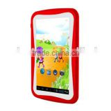 2014&2015 New Arriver 7 Inch Kids Pad Tablet Pc Android5.1 RK3126 quad Core 512MB Ram WiFi Low Power Consumpt