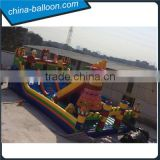 factory price inflatable bouncy,amusement park inflatable games,inflatable amusement park