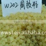 W202 hot melt granules for sound box plastic product