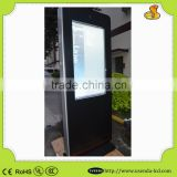 42inch floor standing outdoor advertising lcd display 2000nits outdoor digital signage with android touch screen led backlight