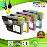 High quality compatible brother LC11 LC16 LC38 LC61 LC65 LC67 LC980 LC990 LC1100 ink cartridge