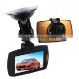 "smallest hd car dvr camera 1080P Night Vision Dashcam Vehicle Registrator Date Recorder Tachograph 2.7"" LCD 500Mega"