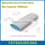Power bank 20000mah , dual USB port high capacity
