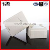 Luxury high grade white cardboard soap box wholesale