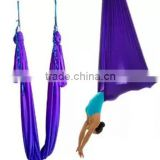 aerial Yoga Hammock Swing Latest Multifunction Anti-gravity Yoga stretch belts for yoga training Yoga swing for sporting