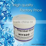 HY550 Grey Thermal Heatsink compound used for CPU/led/lcd to heatsink packaged in 1kg can