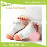bamboo vinegar detox slimming healthcare foot patch