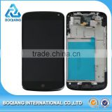 Alibaba wholesale Nexus 4 Lcd Touch Digitizer, oem for lg e960 google nexus 4 lcd touch digitizer