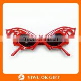 Halloween bat party sunglasses funny party glasses for wholesale