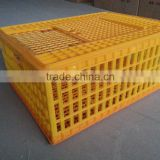 Equipment for chicken factory ,plastic live chicken transport cage , chicken transport basket /crate basket for sale