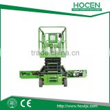 HOCEN Electric Forklift High Rise Stationary Scissor Lift Platform Drum Lifter Forklifts Lift Table Fix Scissor Lift Manual Fork