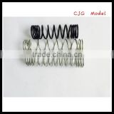 China high quality customized small tension spring OEM wire spring Open Coil Helical Compression Springs