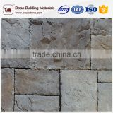 Solid surface type artificial decorative concrete brick