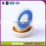 Clear casting candy colors resin children's button for baby clothing