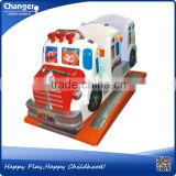 Coin Operated Fiberglass Toys coin rocking machine kiddie rides