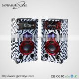 Hottest Disco Bass Speaker 6.5 inch Dance Club Speakers MP3 Player