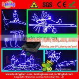 professional laser projector with blue animation, SD card custom animations,ILDA,DMX for DJ Disco lighting laser
