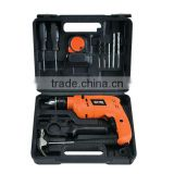 HOT SALES POWER TOOL SET FOR IMPACT DRILL SET WITH 13PCS TOOL KITS FROM CHINA