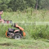 multi-purpose two wheel walking tractor -cutter bar mower