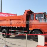 FOTON 5tons Small Mini Light Dump Tipper Truck Price