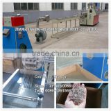 ps pelletizing machine for recycling ps photo frame