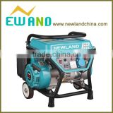 LPG generator 156F 3HP 220V50HZ with wheels recoil start Aluminium/Copper Gasoline portable power generator LPG