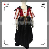Hot and beautiful princes costume children dance costume