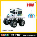 New product 20cm 4 channel remote control plastic toy cross country vehicle