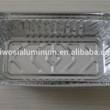 Aluminum Foil Loaf Pan Disposable Bread Container, cake Pastry Baking Tin
