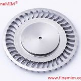 MIM CPU Cooling Fans - China Metal Injection Molding Parts Manufacturer