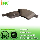 0024205020/GDB1215/D740 Semi-metallic/Low-metallic/NAO/Ceramic Disc brake pad manufacturer