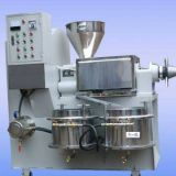 Soybean Oil Extruder Machine Cold Press Oil Expeller Full Automatic