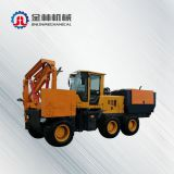 Mechanical Pile Driver Drilling Rig Machine